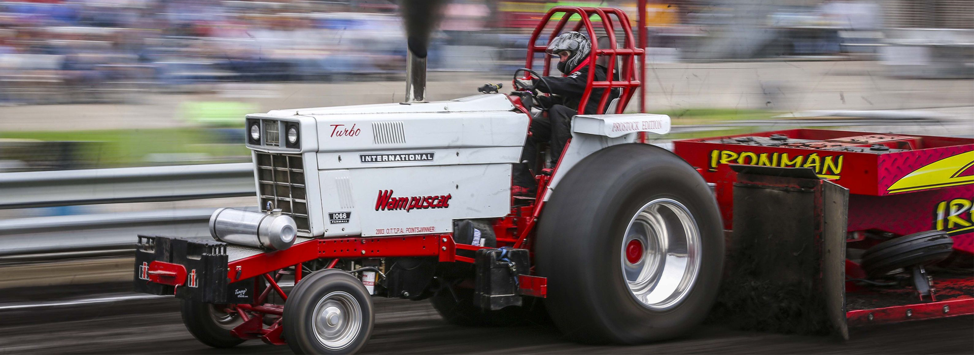 This Is The OTTPA - Outlaw Truck and Tractor Pulling Association