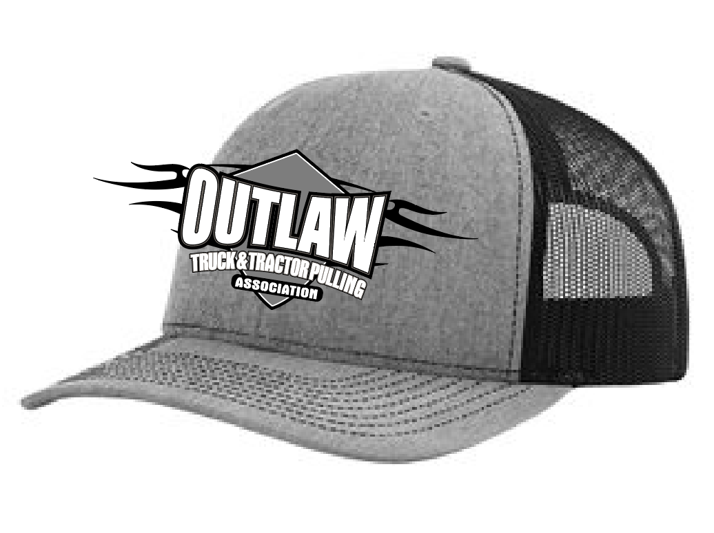 Outlaw Mesh Hat - Outlaw Truck and Tractor Pulling Association 6336dc995cfc