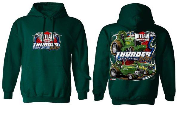 Green-Sweatshirt