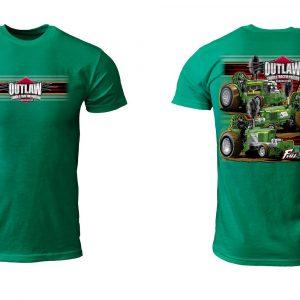 Green-T-Shirt-Full-Pull
