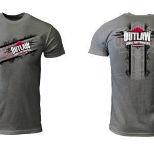 Grey-T-Shirt